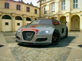 Audi OniX Concept v2-16 by cipriany
