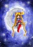 Sailor Moon by Pi-Bri