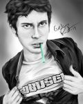 Tobuscus by evelinappm