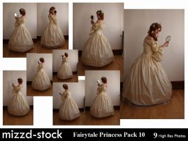 Fairytale Princess Pack 10 by mizzd-stock
