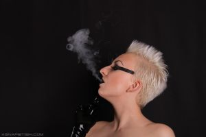 Smoke Fetish 08 by AgnaDevi