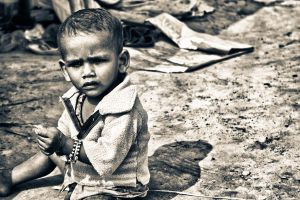 Kid without Kandy by siddharthdugha