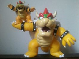 Bowser gift for his fans by BenorianHardback26