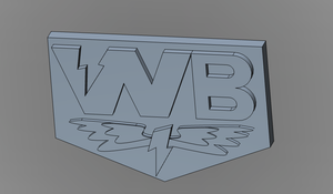 Wonderbolts Belt Buckle Design by tomtortoise