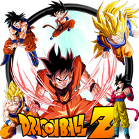Dragonball Z Icons by DarkSaiyan21