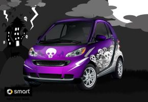 Smart Car: The Spirit Waker by magiicat