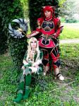 Lineage by Fayry-Cosplay
