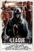 The League Film Poster by eoinart