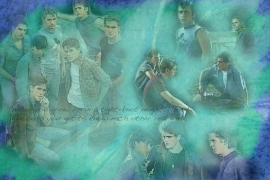 The Outsiders by margflower