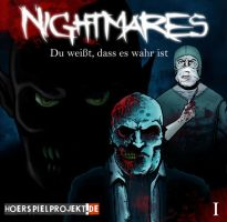 """Nightmares"" cover by WolfDam"