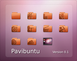 Pavibuntu icons by Ray-TM