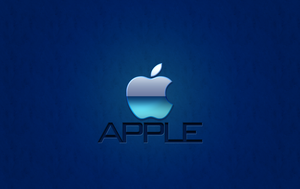 Apple Wallpaper by 1madhatter