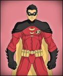 Red Robin by DraganD