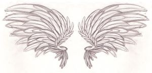 REVAMP:: Wing Tattoo 02 by SrtaQuesadilla