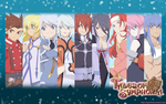 Tales of symphonia wallpaper by Dayz26