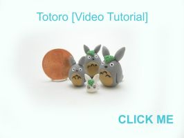 Totoro [Video Tutorial] by SmallCreationsByMel