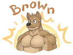 Brown by WizzDono