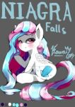 Request:  NiagraFalls - PitterPaint( New Style ) by Kawaii-Ricecake