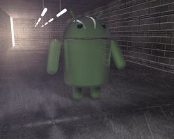 android 3D by pixel4life