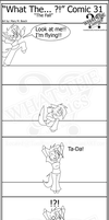 """""""What The"""" Comic 31 by TomBoy-Comics"""