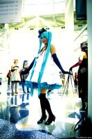 AX 2011: Star of the Show by anthenii-san