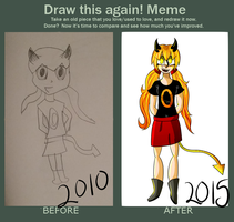 Improvement Meme Thing by eye-stare