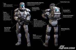 republic commando by MagnaMan001