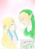 Excuuuse me, princess. by TriforceProductions