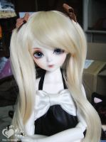 My first BJD by p-inkapple