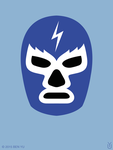 Lucha Libre Thunder by bx21