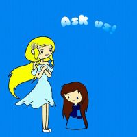 Questions/ RP with Arella and Crystal! by cartoongirl211