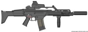 G36 SOP by LtCWest