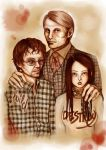 Lecter Family Portrait by Valentine-Fair
