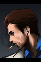 Smoke'em if you got'em, Nick by Xivaque