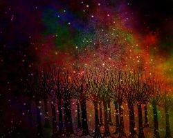 Forest of stars by rabbitica