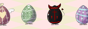 Mystery Egg Adopts Auction {CLOSED} by TeaCrazy1837