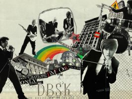DBSK Rock by qdlego