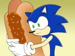 SONIC AND CHILI by soulalchemist002