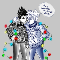Ugly Christmas Sweaters by FrostyOreos