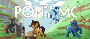 PonyMC - The Adventure Continues by DoomSp0rk