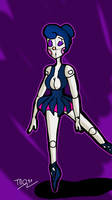 Ballora From fnaf Sister location by troodont