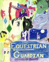 COMPLETED: The Equestrian Guardian Cover by CloakedApprentice
