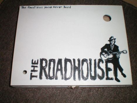 Roadhouse Cigar Box by TOMMYtheSQUID