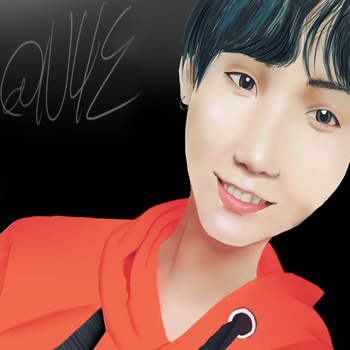 Min Yoongi Realism Attempt by Namjin4ever