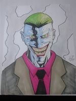 The Joker Fan Art by JLKometa