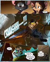 Keeping Up with Thursday: Issue 11 page 15 by AaronsArtStuff