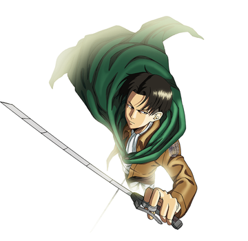 Levi by OnlyNura