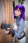 Motoko Kusanagi::::: by Witchiko