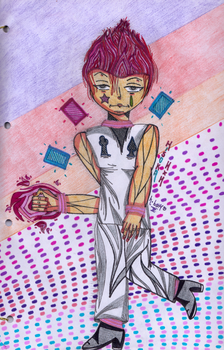 [Request] Hisoka the Magician by TheElementOfMagic