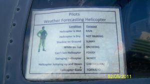 Jolly Green Giant Weather Forecast by TAHU18
